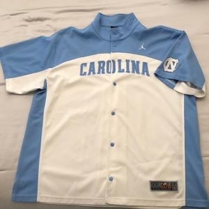 Men's Nike Elite XXL North Carolina b-ball Warm-up